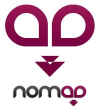 logo agencenomad